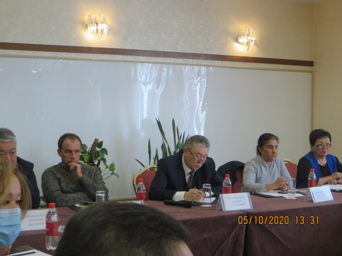 On October 5, 2020, a regular meeting of the CCM Committee was held with the participation of the De
