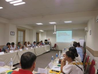 Заседание Комитета КСОЗ от 17.08.18