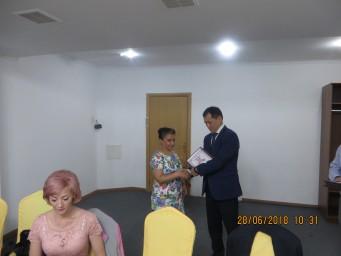 Итоговое заседание Комитета КСОЗ от 28.06.18